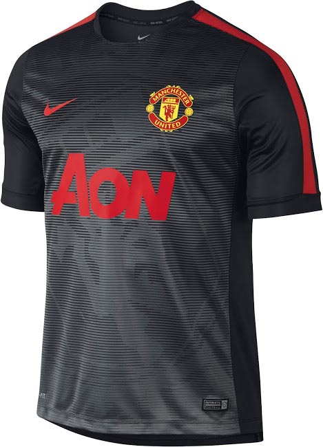 Black-Nike-Manchester-United-2015-Pre-Match-Kit