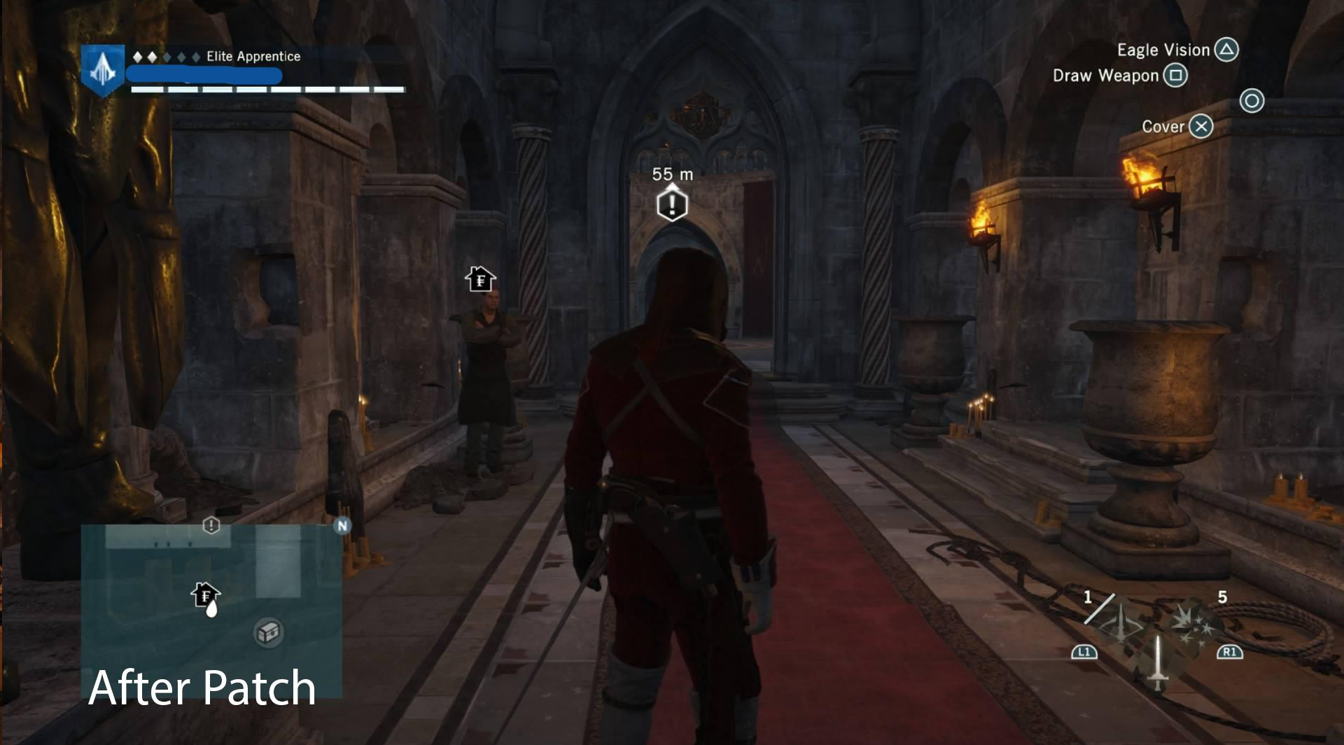 Assassins creed unity dopo patch 3
